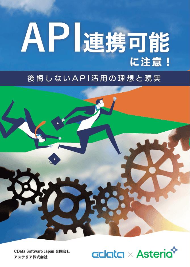 「API連携可能」に注意!後悔しないAPI活用の理想と現実
